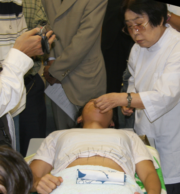 服部米子先生の分科会