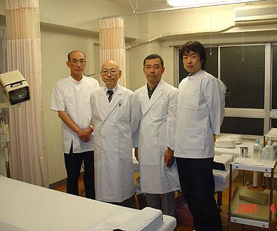 東京中医鍼灸センタースタッフ