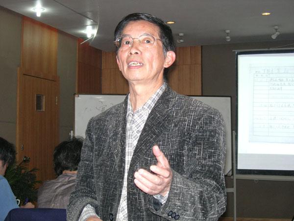 周訓倫教授