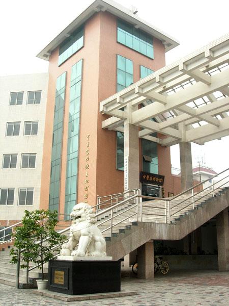 大学附属の中医薬博物館2